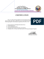 SB Certification of the Accountant