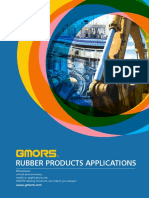 Rubber Products Applications
