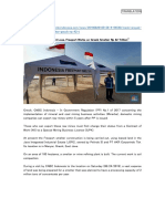 20190826 Despite Project Loss, Freeport Works on Gresik Smelter Rp 42 Trillion