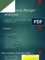 Tata Corus Acquisition and M&A.pptx