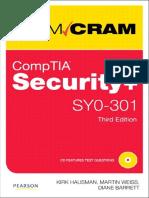 CompTIA Security+ SY0-301 Authorized Exam Cram ( PDFDrive.com ).pdf