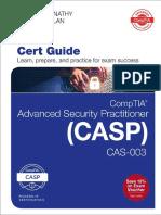 CompTIA Advanced Security Practitioner (CASP) CAS-003 Cert Guide CompTIA a ( PDFDrive.com )