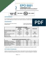 Informacja Techniczna EPO 5021-95B