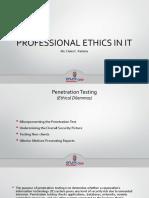 8 Penetration Testing