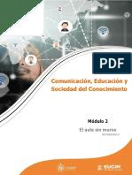 Comunicación, Educación y Sociedad del Conocimiento