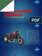 Benelli Leoncino Scrambler
