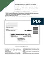 PearsonExamCopyReturnLabel.pdf