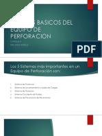 Sistemas Basicos Del Equipo de Perforacion-1