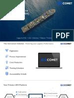 Gocomet Client Deck