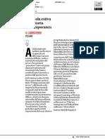 La Scuola estiva su storia contemporanea e lavoro - Il Corriere Adriatico del 28 agosto 2019