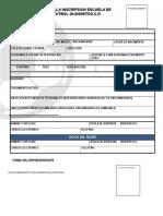 Planilla Inscripsion Guasimitos CD