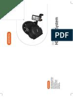 Bafang BBSHD Manual