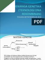 REKAYASA GENETIKA (TEKNOLOGI DNA REKOMBINAN).ppt