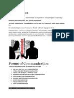 forms of communication.anu..docx