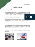 Diagnostic Center.doc