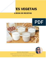 eBook Leites Vegetais