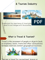 Tourism Industry to Be Print