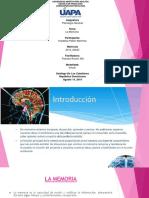 Psicologia General Actividad V