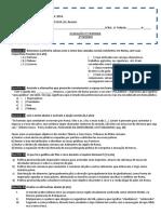 CEIN Y BACANGA_avaliação 2ª Chamada_3 Periodo
