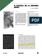 DI PEGO - La Dimensión Política de La Historia