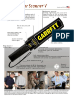 Garrett Super Scanner v ES