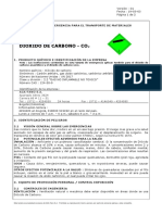 Tarjeta Emerg. CO2