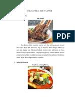 Makanan Khas Dari Sulawesi