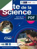 Fête de la science dans le Cher