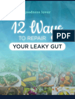 12 Ways to Repair Your Leaky Gut