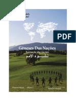 A gênese das nações - Antoun Sadeh