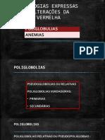 1ª e 2ª Aula - Patologias Da Serie Vermelha