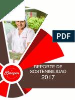 Danper Reporte de Sostenibilidad 2017 Final