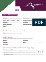ACE English Malta - Student Enrolment Form - 2017.pdf