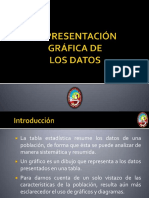 4.- Representación gráfica
