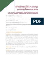 La evaluación psicológica en contextos educativos.docx