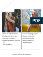Speech Inference Cards - Pack 2