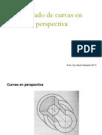 Trazado de curvas en perspectiva