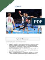reglas de handball.docx