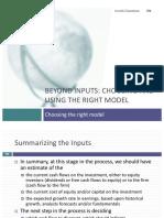6-Choosing Right Model