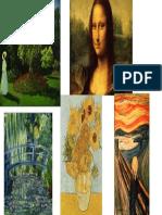 Pintura Creacion Propia a Partir de Pinturas