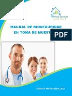 Manual de Bioseguridad Ajustado a Toma de Muestras