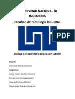 OBLIGACIONES DE EMPLEADOR Y TRABAJADORES EN UN TALLER DE CARPINTERIA.docx