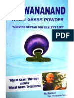 Jeewananad Wheat Grass Therapy