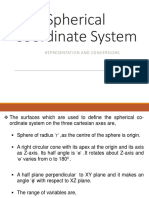 Spherical Coordinate system.ppt