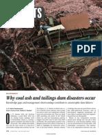 2019 - Santamaria Et Al. - Why Coal Ash and Tailings Dam Disasters Occur