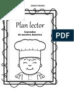 Actividades paso a paso plan lector 3° y 4° P3