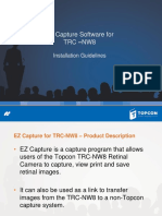 EZ Capture for NW8 Install Guidelines