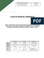 SIG-DI-015 Plan de Manejo Ambiental