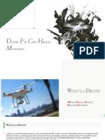 Drones for Crop Management