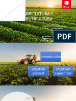 Ppt Agricultura y Fruticultura